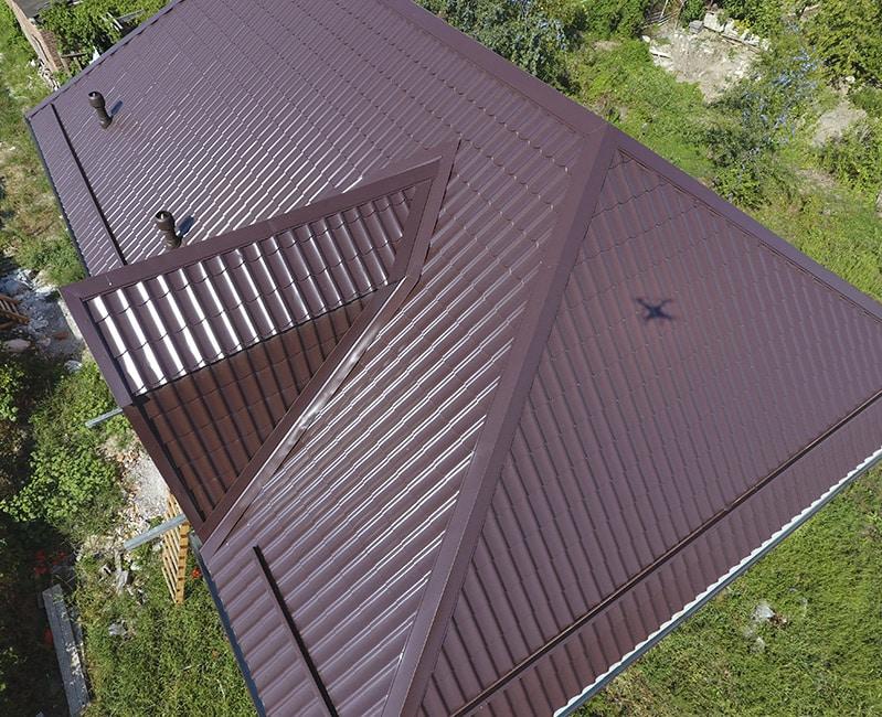 Metal Roofing Charlottesville Va Superior Roofing Llc